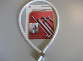 Cooker Connection Hose Gas-2-Flex & Quick-2-Flex