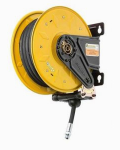 Lacquered Hose Reels